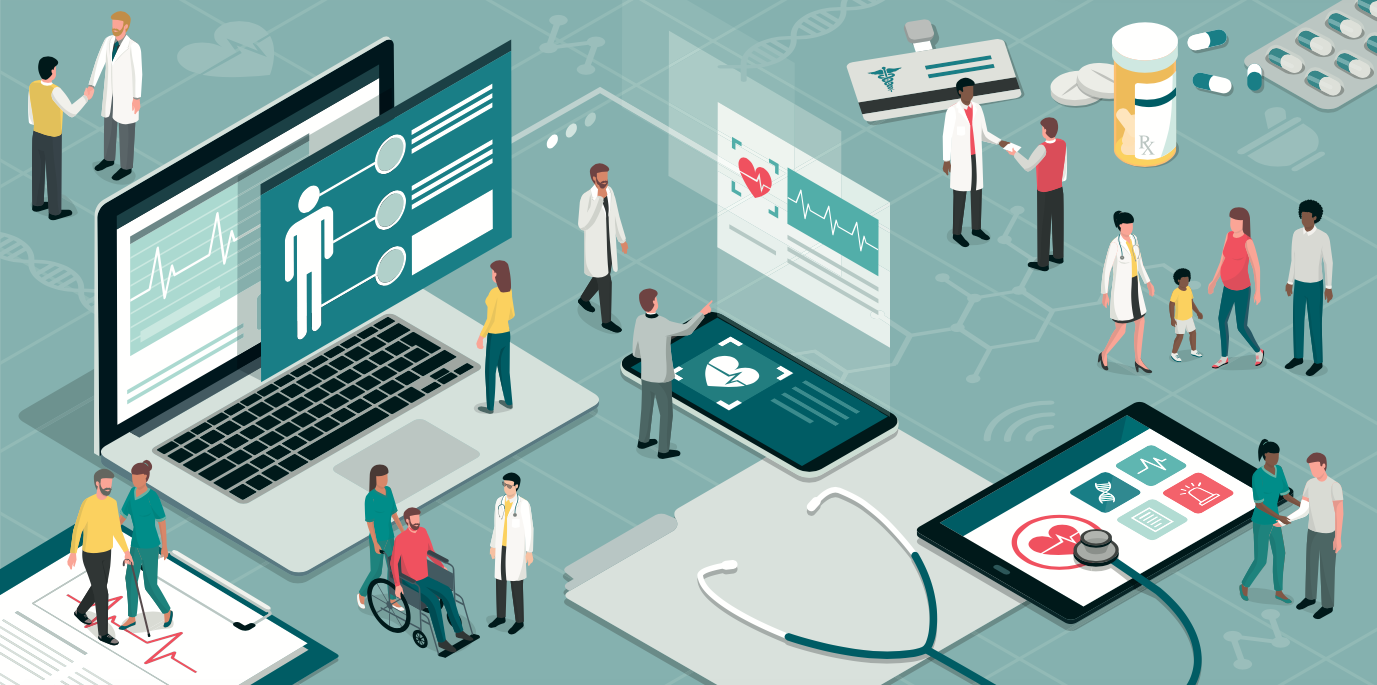 Pivot and change in healthcare